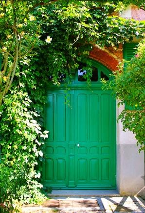 Gocken_Monet's Door